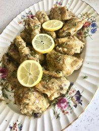 Lemon herb chicken 10