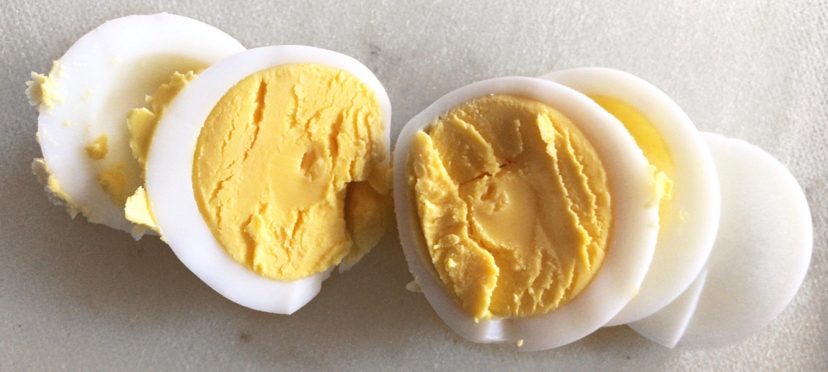 How to: Perfect Hard-Boiled Egg