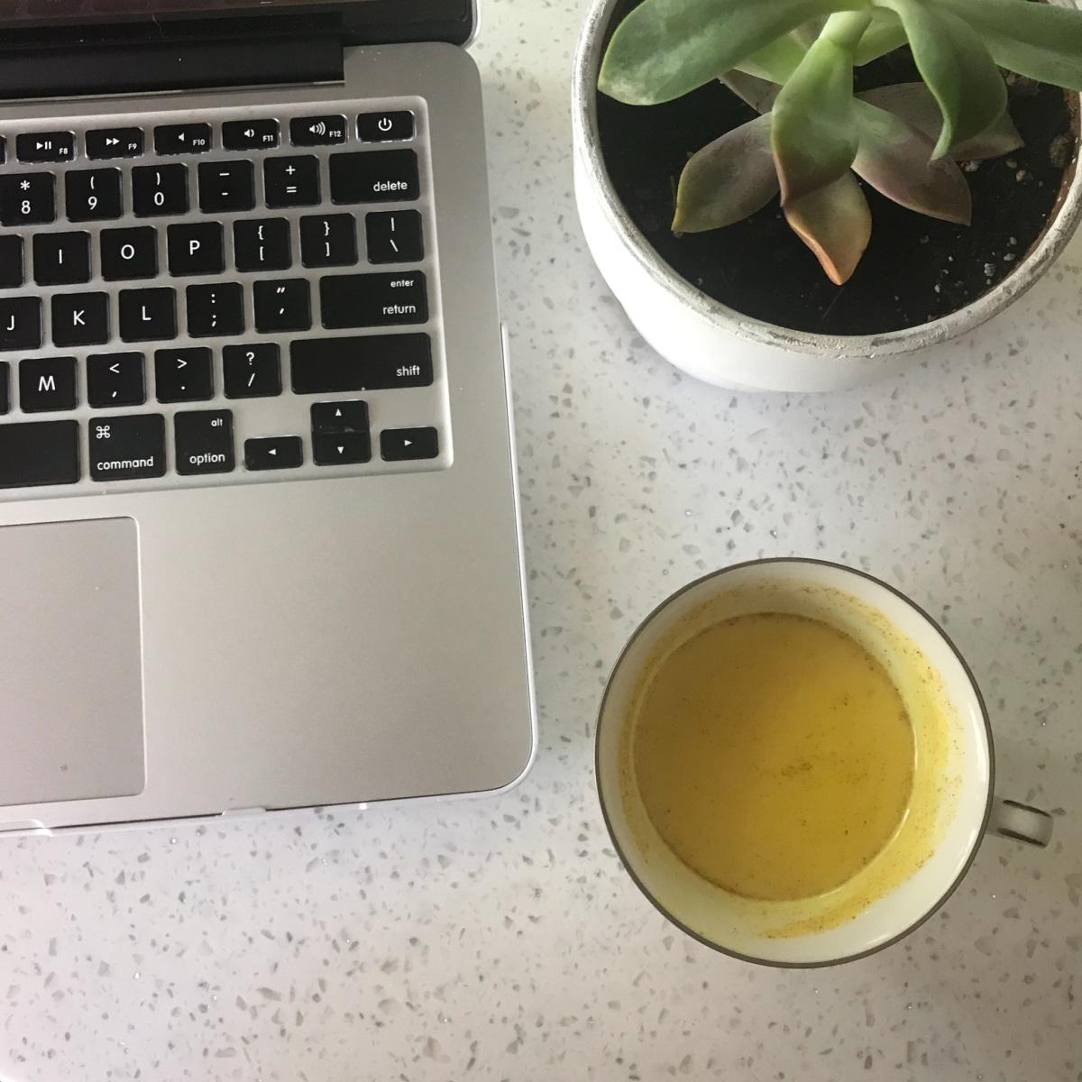 Turmeric Milk (GoldenMilk)